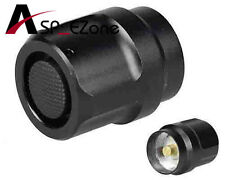 Spare Tailcap Click On/Off Switch for TrustFire C8 UltraFire C8/700L Flashlight