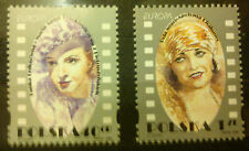 POLAND STAMPS MNH Fi3436-37 Sc3289-90 Mi3584-85 - Famous Women, 1996, clean