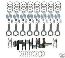 SCAT CLEVELAND 393ci STROKER KIT#1-46235 FORGED FLAT TOP PISTONS