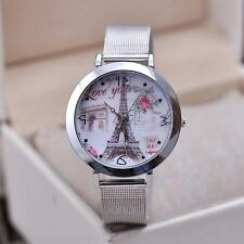 HOT GIFT FOR MOTHER Women's Analog Quartz Wrist Watch Vintage Stainless Steel