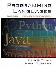 Programming Languages : Principles and Paradigms by Allen B. Tucker and...