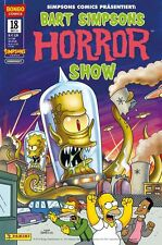 Bart simpson horror show # 18-panini comics 2014-top
