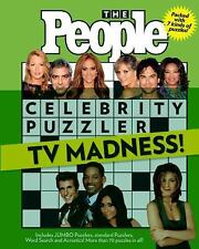 PEOPLE Celebrity Puzzler TV Madness!, Editors of People Magazine