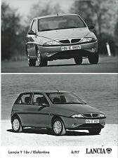 Lancia y 16v Elefantino 1997 Original Prensa fotografía Nuevo, Sin Usar