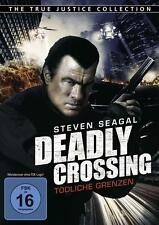 Steven Seagal in Deadly Crossing, True Justice Collection, Blu-ray, neuwertig
