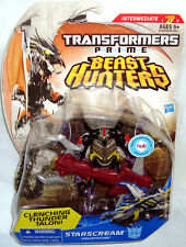 Transformers Prime Beast Hunters Deluxe Starscream Action Figure MIB Hasbro Toy