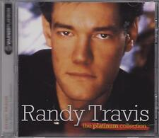 RANDY TRAVIS - THE PLATINUM COLLECTION - CD - NEW -