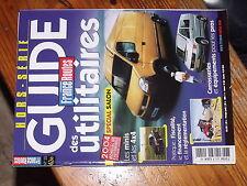 µµ France Routes HS n°55 Guide des Utilitaires