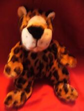 """Leopard / tiger  Soft Plush toy by ITM Leisure 12"""" Approx"""
