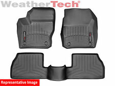WeatherTech Floor Mats FloorLiner for Ford Focus RS - 2016 - Black