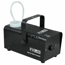FXLAB Compact 400W Mini Fogger Smoke Machine With Remote G002EF DJ DISCO KARAOKE
