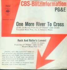 "7"" Pacific Gas & Electric/One More River To Cross (CBS Blitzinformation)"