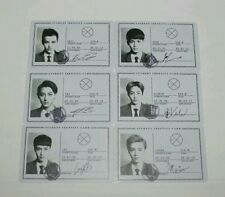 PICK ONE: EXO M XOXO PHOTO CARD LAY TAO KRIS XIUMIN LUHAN CHEN