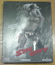 Sin City Steelbook (limited & uncut) NEW&sealed