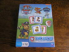 2013 SpinMaster PAW PATROL LOOK~A~LIKES Matching Game For 2-4 Players Ages 3+