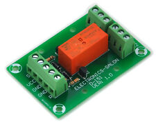 Bistable/Latching DPDT 8 Amp Power Relay Module, DC5V Coil, Tyco RT424F05
