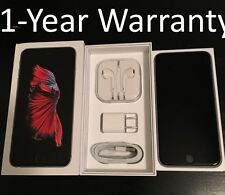 NEW iPhone 6S PLUS 16GB Space-Gray UNLOCKED T-Mobile Straight Talk VERIZON AT&T