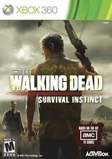 The Walking Dead: Survival Instinct - Xbox 360 Game