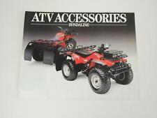 NOS 1982 Hondaline ATV Accessories L82