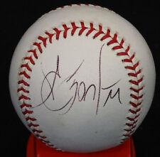 ALEX GONZALEZ Florida Marlins SIGNED Major League AUTOGRAPHED BASEBALL Autograph