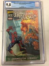 Wizard Ace Edition Amazing Spider-man 1 Cgc 9.8 White Pages