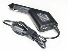 Super Power Supply® Laptop Car Charger w/ USB Dell Latitude 131l 2100 2110 D400