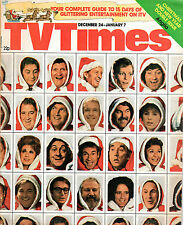 TV TIMES CHRISTMAS 1976 ISSUE - ANGLIA EDITION
