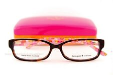 Brand New Kate Spade Eyeglass Frames LORELEI Color X22 TORTOISE SEURAT