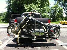 """Motorcycle Carrier;RoadBikes;adjustHgt6"""", 750 lbClass 3,4,5  2"""";2-1/2"""" sq recvr"""