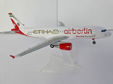 airberlin ETIHAD AIRWAYS Airbus A320 1/200 Herpa 556569 A 320 Air Berlin D-ABDU