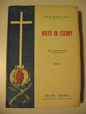 VIRTU' IN ESEMPI - FRATEL REMO DI GESU' - VOLUME III