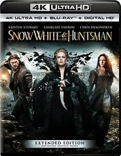 Snow White and the Huntsman - Extended Edt (4K ULTRA HD) - Blu Ray - Region free