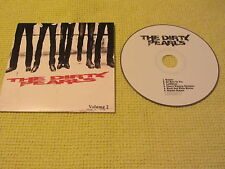 The Dirty Pearls Volume 2 Rare Glam Blues Rock CD Single EP