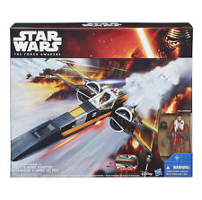 Star Wars POE 's X-WING FIGHTER/The Force Awakens/HASBRO