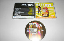 CD Best of the 80´s CD 1 14.Tracks Pet Shop Boys Irene Cara Smokie Weather Girls