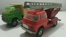 VINATGE TRUCK TIN TOY FRICTION 60'S GDR DDR POLAND USSR HUNGARY CHEHOSLOVAKIA