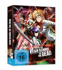 "Highschool of the Dead - Blu-Ray Box + ""OVA Drifters of the Dead"""