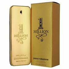 Paco Rabanne 1 Million For Men 200ml Eau De Toilette Spray Fragrance EDT New