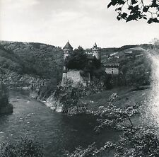 ST PRIEST LA ROCHE c.1960 - Le Château de La Roche Les Gorges Loire - Div 5625