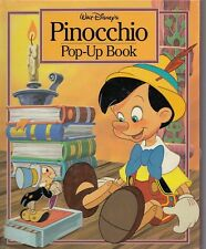 PINOCCHIO POP-UP BOOK WALT DISNEY'S (PA 688)