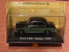 1955 ITALIAN FIAT 1400  TAXI CAB  1:43 SCALE