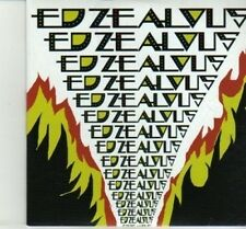 (DJ62) Ed Zealous, Pretty Face / Getaway Cars - 2007 DJ CD