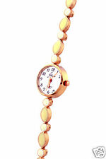 Designed Rose Gold Women's watch - Bracelet type - Beautiful Ladies Watch