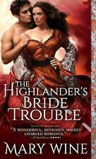 The Sutherlands: The Highlander's Bride Trouble 4 by Mary Wine (2014, Paperback)