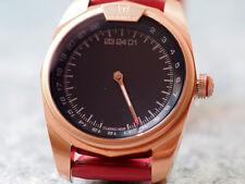 Orologio Detomaso Classic Man 24 ore oro 1 lancetta elegantissimo nero
