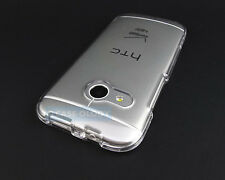 CRYSTAL CLEAR HARD SNAP-ON CASE COVER FOR HTC ONE REMIX/MINI II 2 PHONE