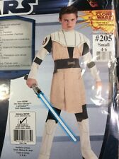NEW Star Wars OBI-WAN KENOBI Halloween Costume Size Small/Petite 4-6