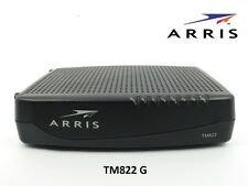 Arris TM822G Docsis 3.0 Cable VoIP Telephony Modem - Comcast,Cable One,Mediacom
