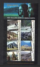 STAMPS NEW ZEALAND  2004  LORD OF THE RING  MS. (MNH)  lot  Nz. 33