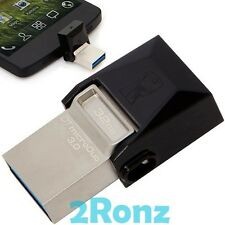Kingston MicroDuo 3.0 OTG 32GB 32G USB 3.0 Flash Drive Tablet Mobile PC Android